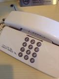 モノリスタワー客室電話