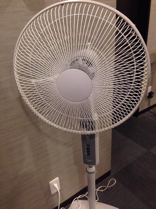 モノリスタワーすみの湯扇風機