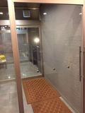 モノリスタワーすみの湯浴室入口