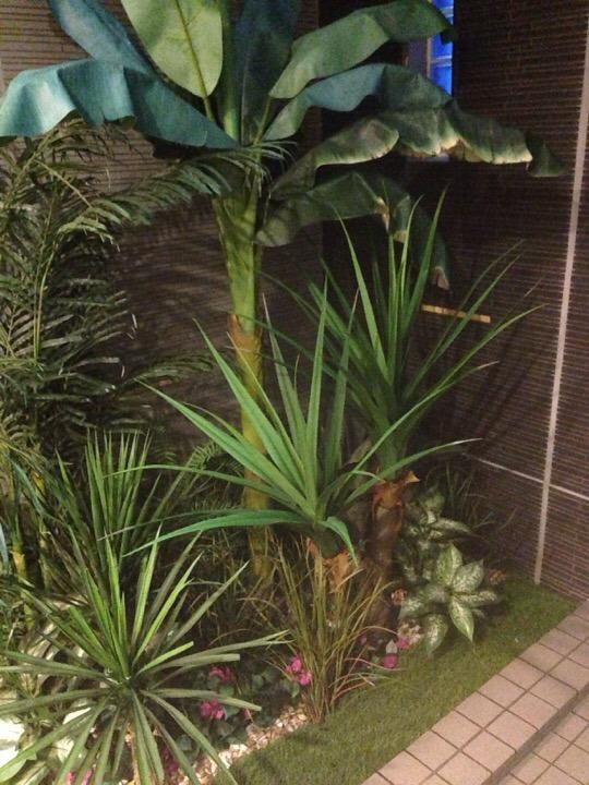 モノリスタワーすみの湯グリーンコーナー