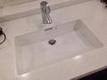 モノリスタワーすみの湯洗面台
