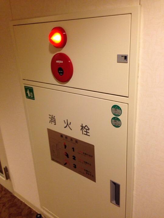モノリスタワー消火栓