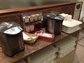 モノリスタワー夕食バイキング 紅茶コーナー