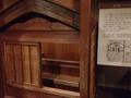 江戸情話夜市 昔の銭湯模型