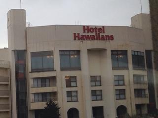 ホテルハワイアンズ外観