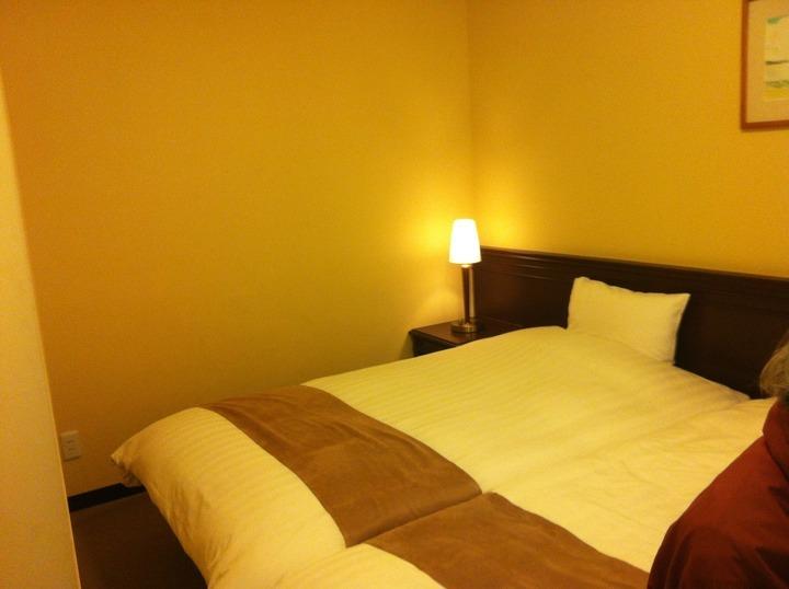 アクセス便利で快適なホテル