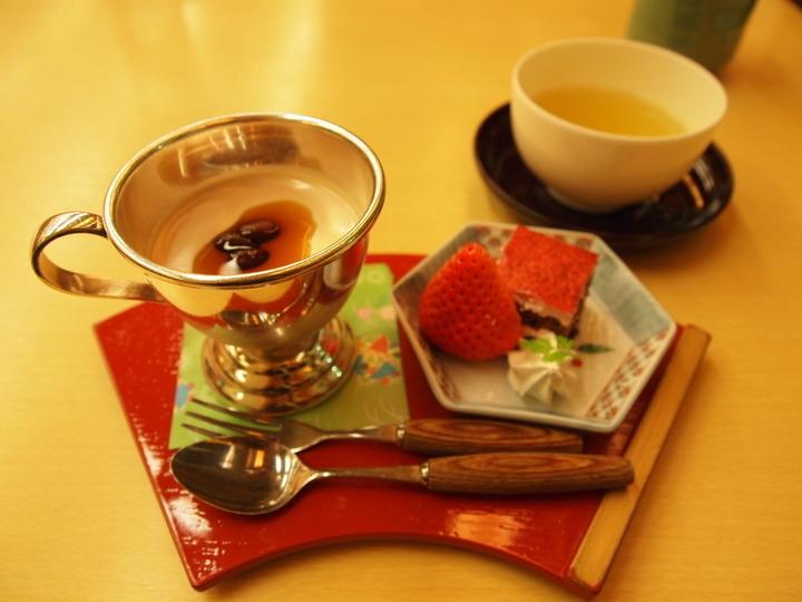 グランドプリンスホテル京都のデザート