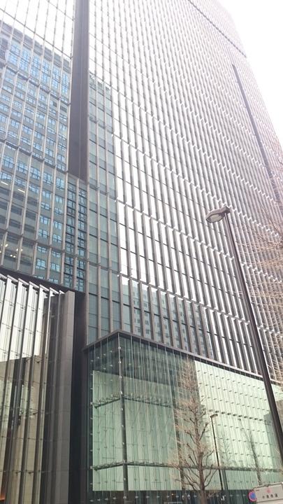 アマン東京の外観