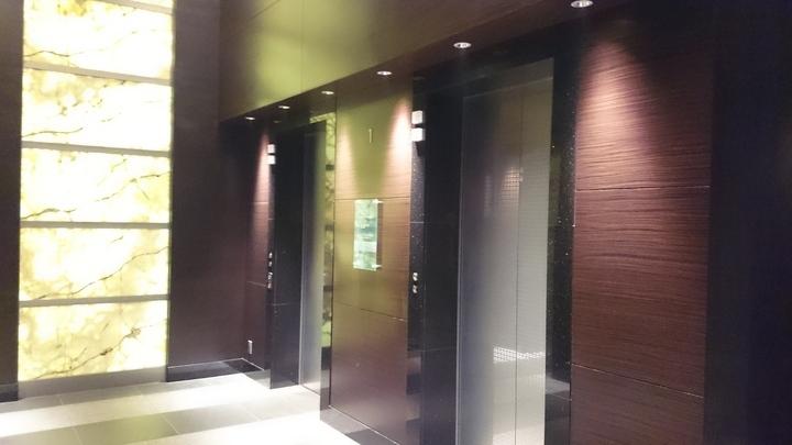 ホテルメトロポリタン丸の内のエレベーター