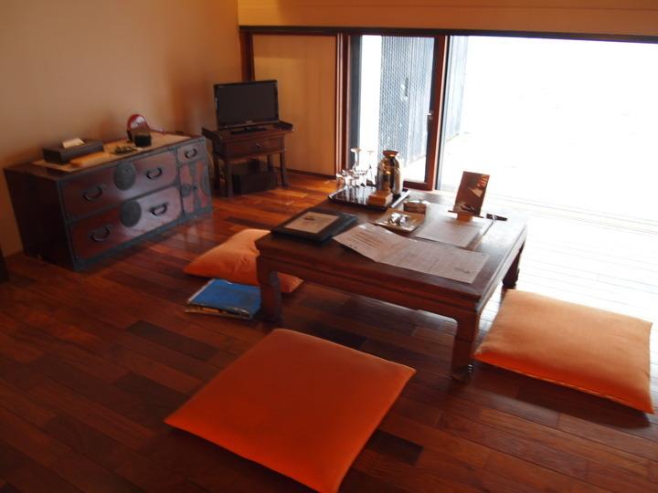 朝里川温泉小樽旅亭藏群の客室