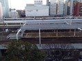 静岡駅が見えます