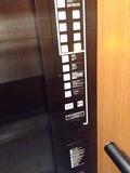 エレベーター内の操作