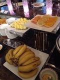 朝食バイキング フルーツコーナー