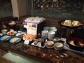 朝食バイキング 和食コーナー