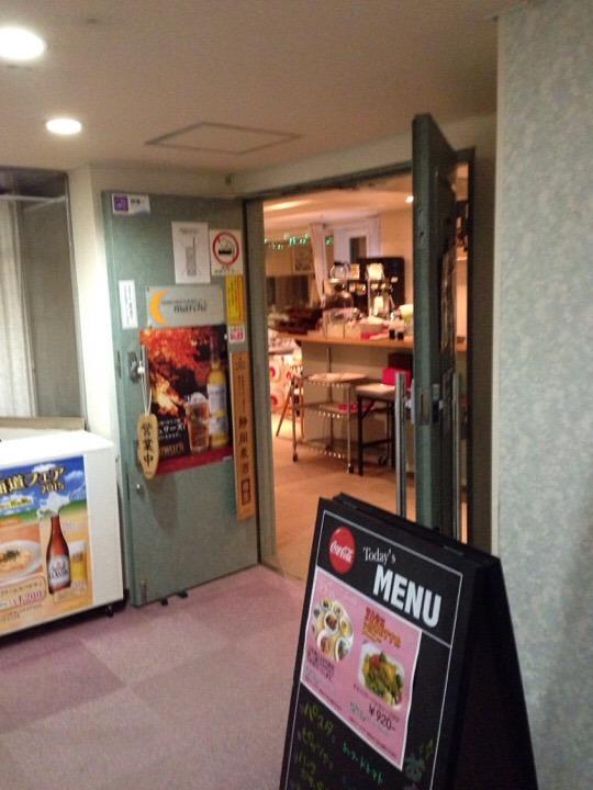 12階レストラン