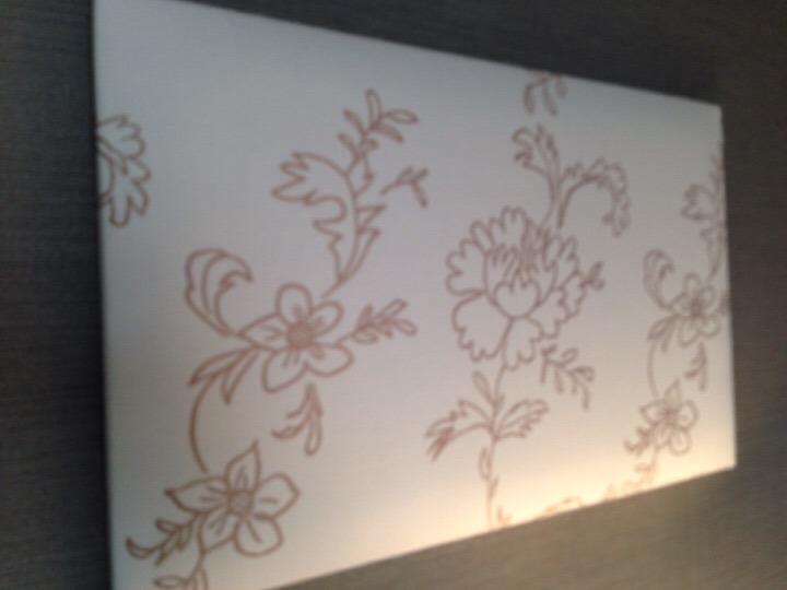 壁の模様画
