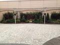 チャペル前広場