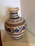 展示の大壺
