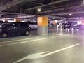 立体駐車場内部