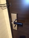 客室ドアロック