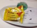 ウィルポート客室 お菓子