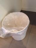 ウィルポート客室 ゴミ箱