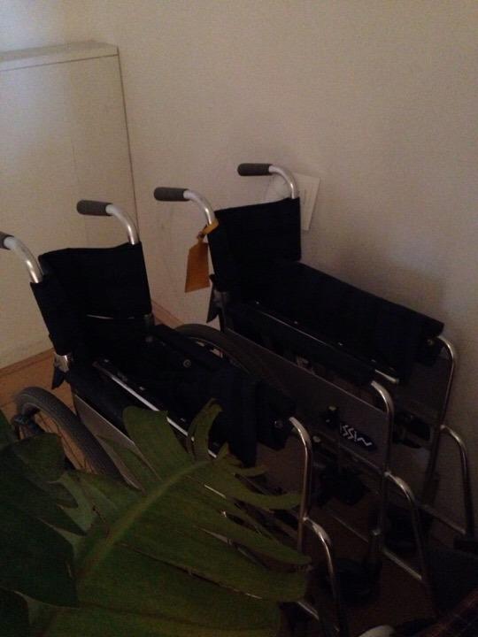 ウィルポート 車椅子