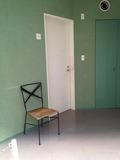 ウィルポート客室 ドア