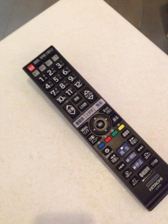 ウィルポート客室 テレビリモコン