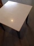 ウィルポート客室 テーブル