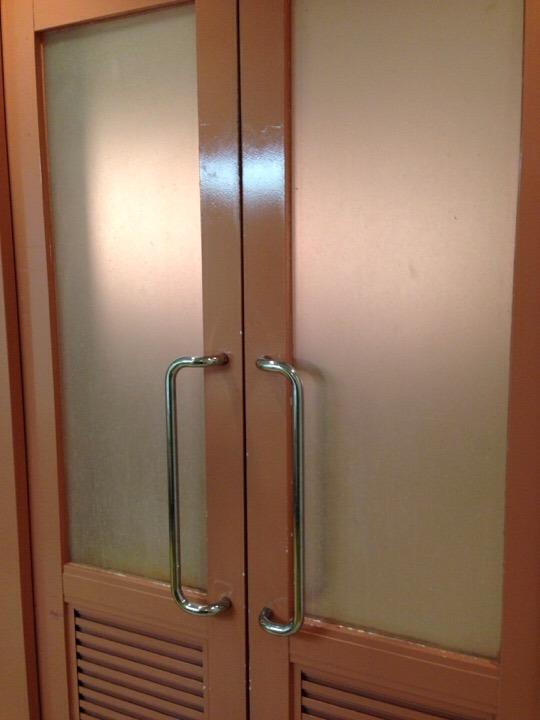 ウィルポート 浴室入口引き戸