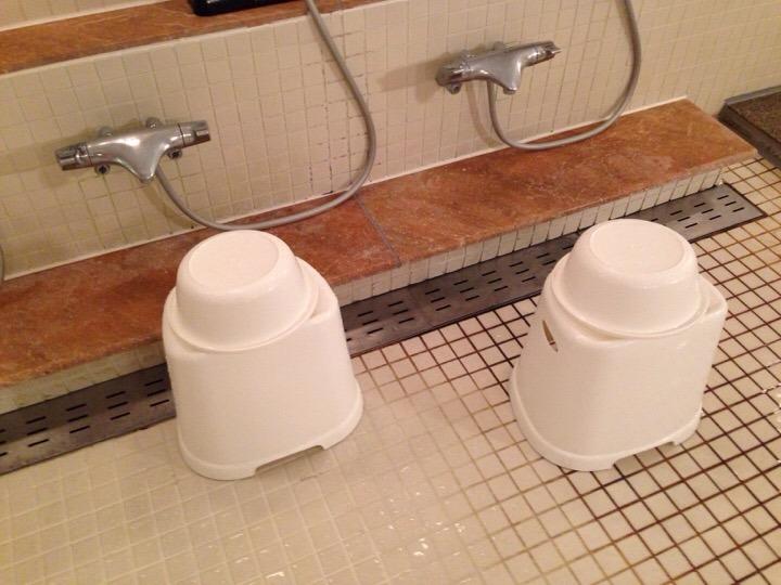 ウィルポート 浴室洗い場