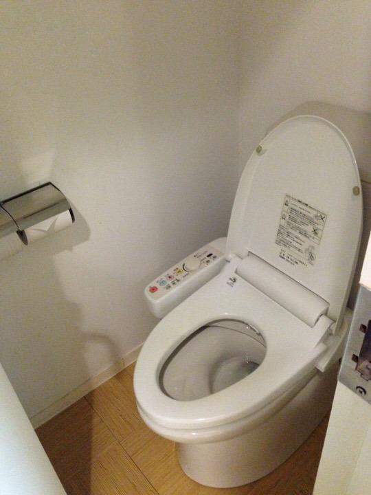 ウィルポート 脱衣所トイレ
