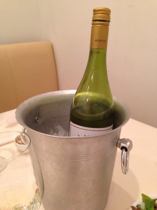 ウィルポート 夕食のワイン