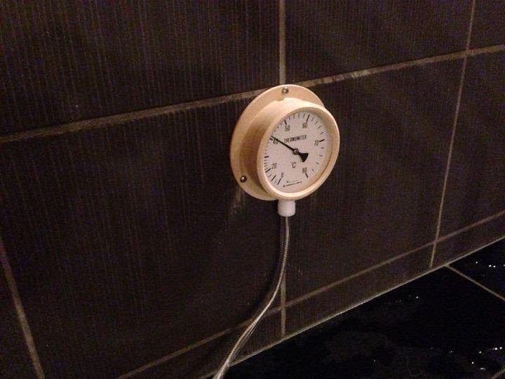 浴槽温度計
