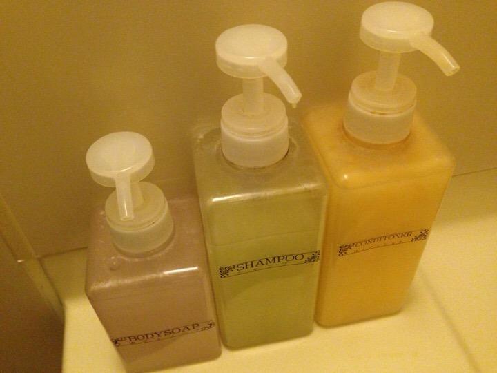 バスルーム石鹸