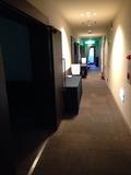 2階宴会フロア廊下