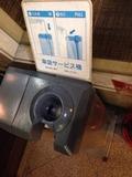玄関の傘ビニールマシン