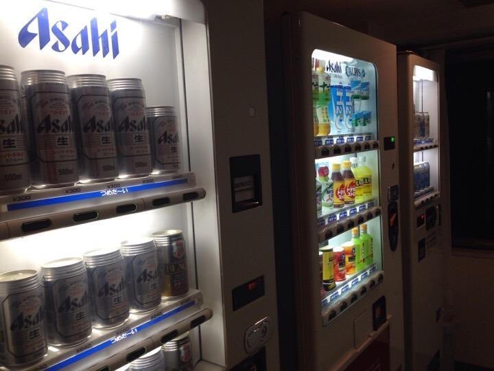 飲み物自販機