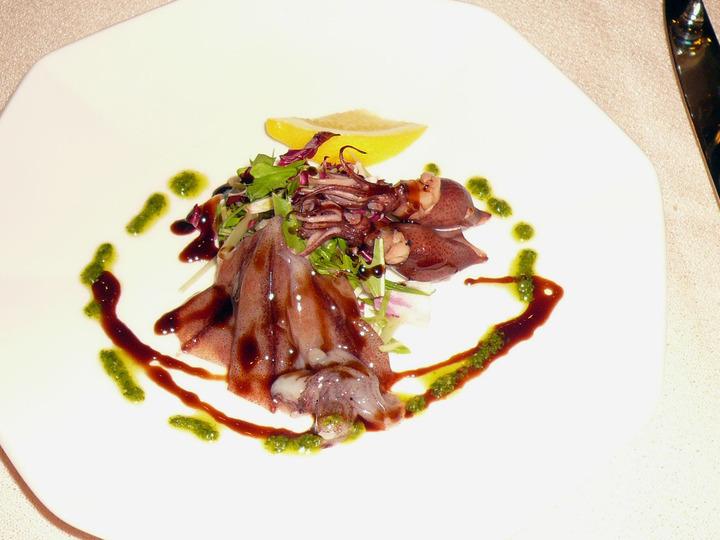 洋食も和食も選べますが、今回は洋食のフルコースを選びました!