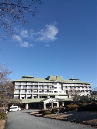 心癒されるホテル、感動の食事