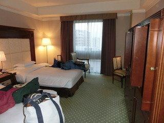 質のいいホテルでした