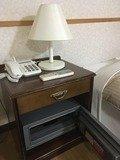 鴨川ユニバ−スホテル部屋の中