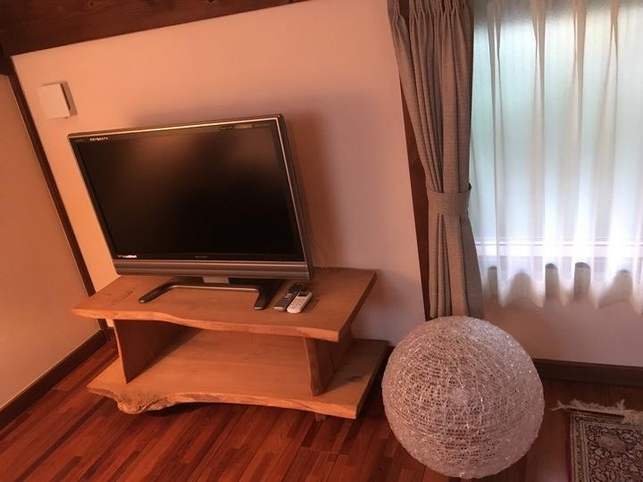 2階のテレビ