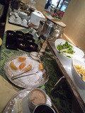 朝食バイキング2 サラダコーナー