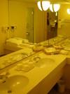 オリエンタルホテル東京ベイ 化粧室