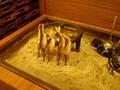 鬼怒川温泉ホテル 夕食ビュッフェ 鮎の塩焼き
