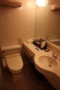 アネックス棟フォースルーム バストイレ1