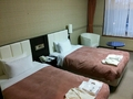 御殿場高原ホテル ツインルーム ベッド