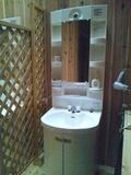 一階の洗面
